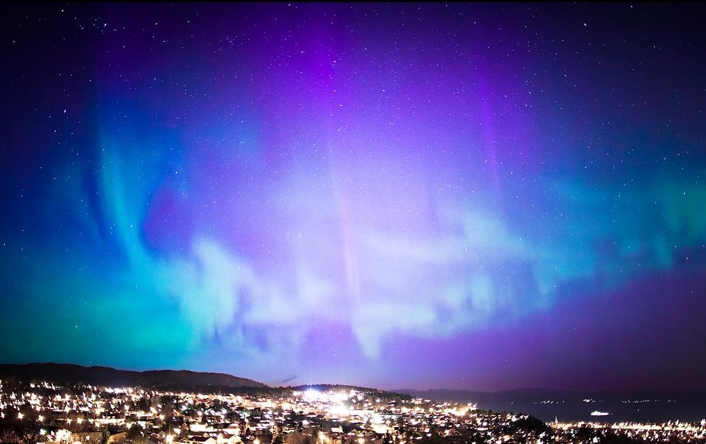 Aurore-Boreale-Escandinavia
