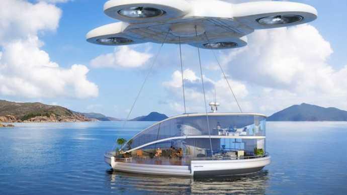 Maison portable la terre du futur - Maison portable ...