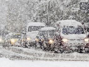 neige et auto
