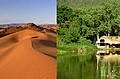 namibie entre hier et aujourd'hui